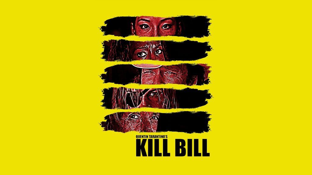 kill bill movie poster wallpapers