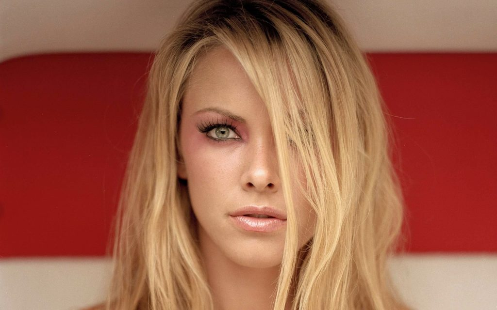 kristanna loken face hd wallpapers