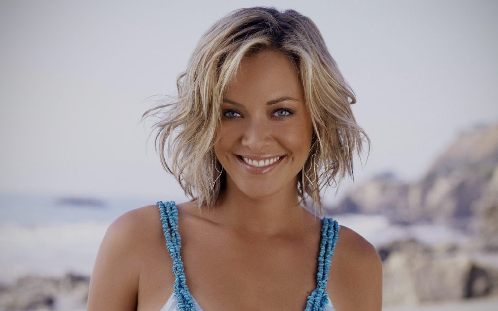 kristanna loken smile wallpapers