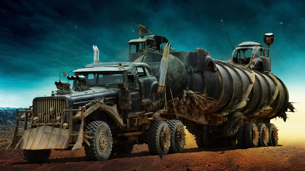 mad max fury road vehicle wallpapers
