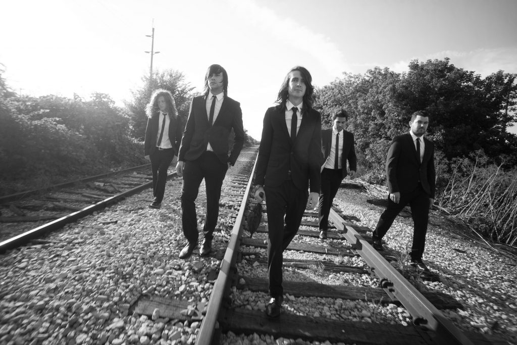monochrome mayday parade band wide wallpapers