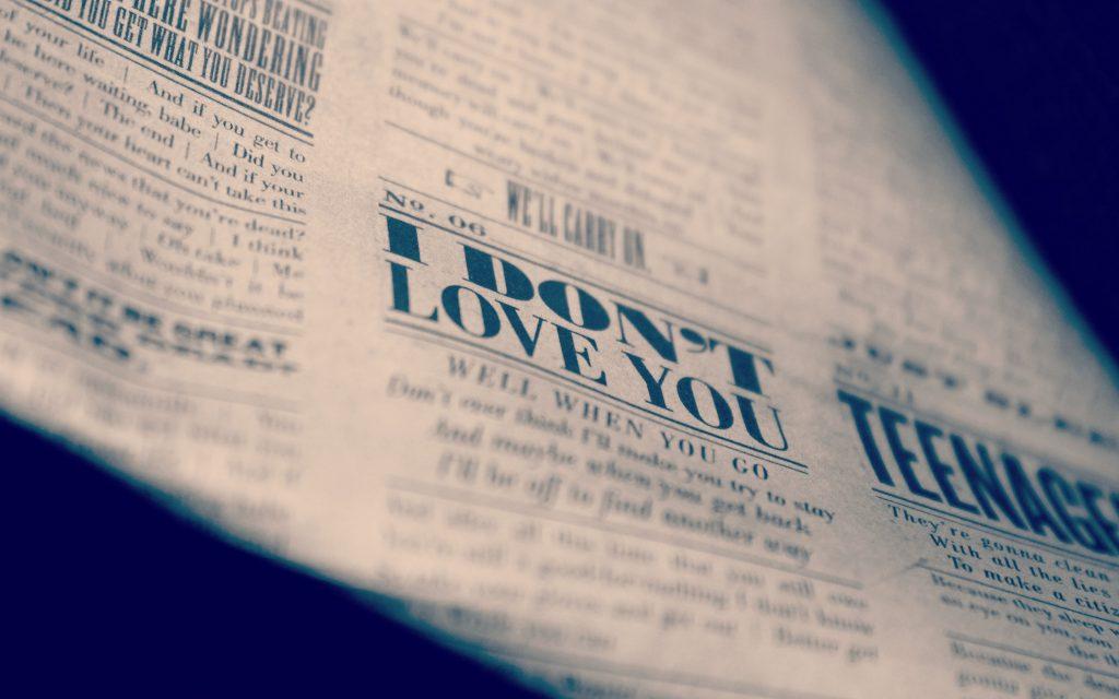 newspaper widescreen wallpapers