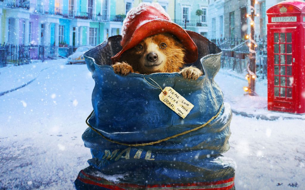 paddington movie wallpapers