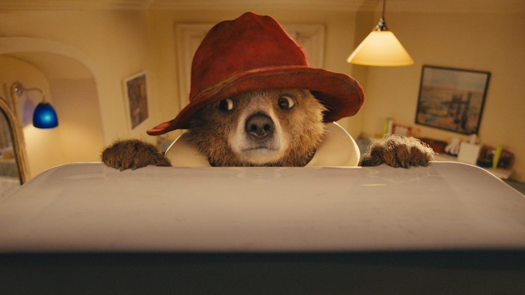 paddington movie widescreen wallpapers