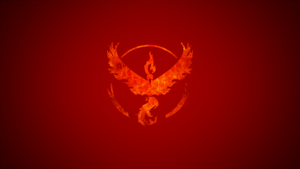 pokemon go team valor wallpapers