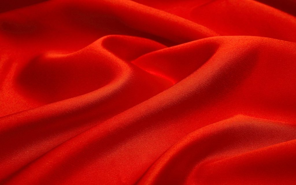 red silk wallpapers