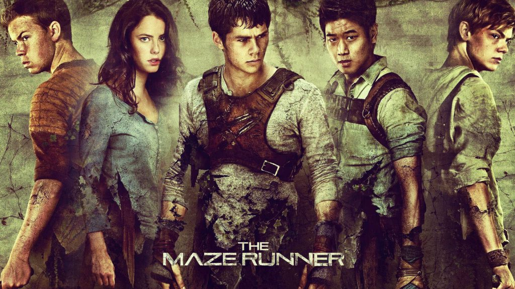 the maze runner movie poster wallpapers