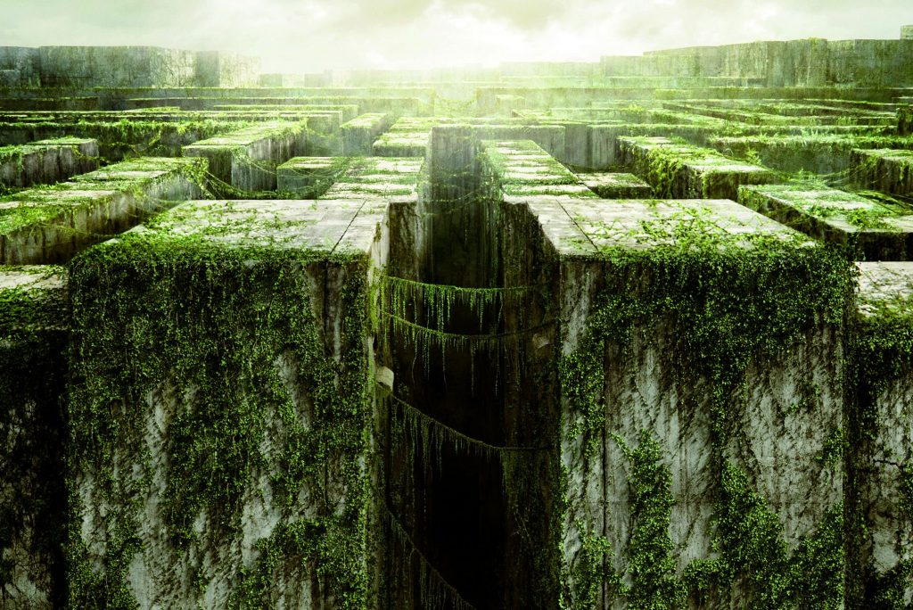 the maze runner movie wallpapers