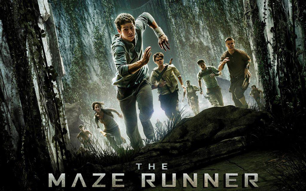 the maze runner movie widescreen hd wallpapers