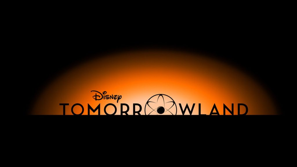 tomorrowland movie logo widescreen wallpapers
