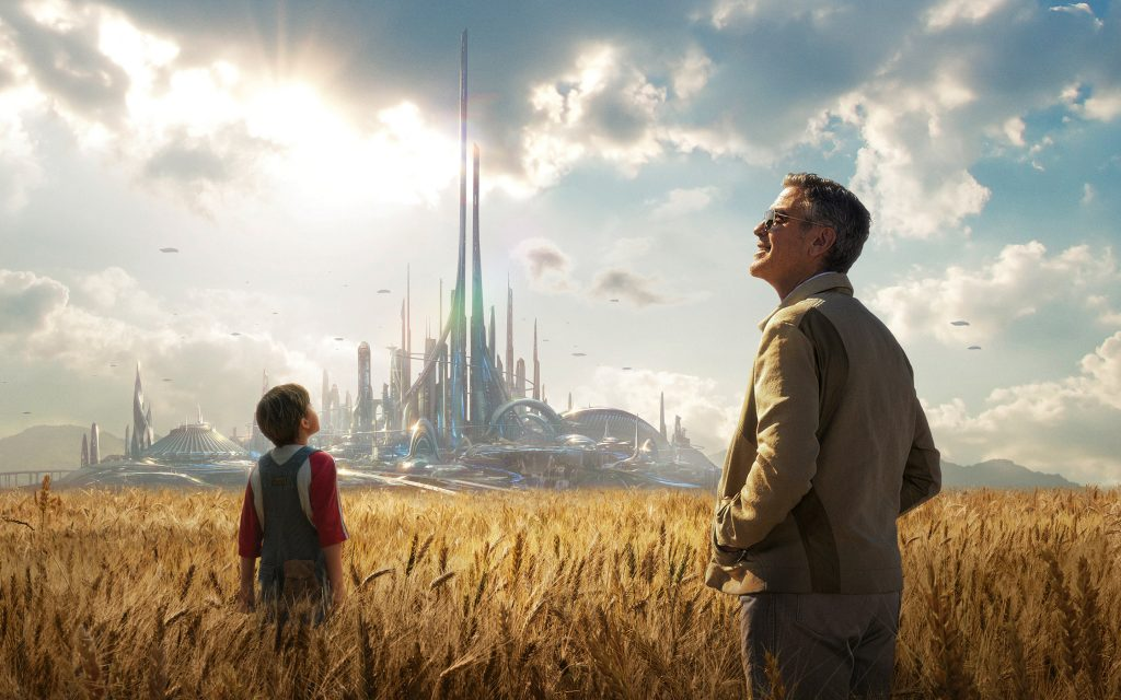 tomorrowland movie wallpapers