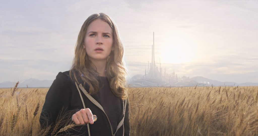 tomorrowland movie background wallpapers