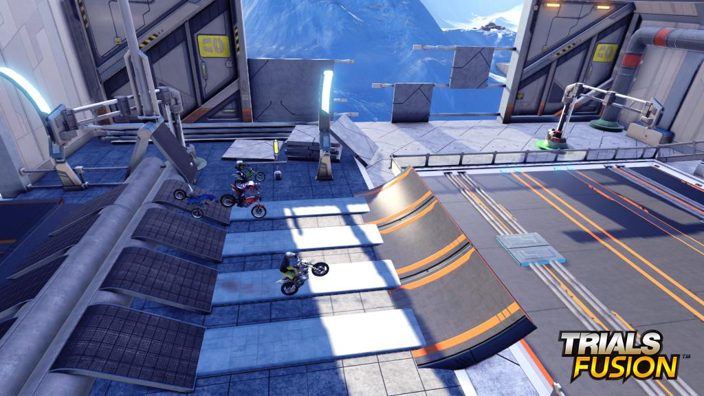 trials fusion game screenshot wallpapers