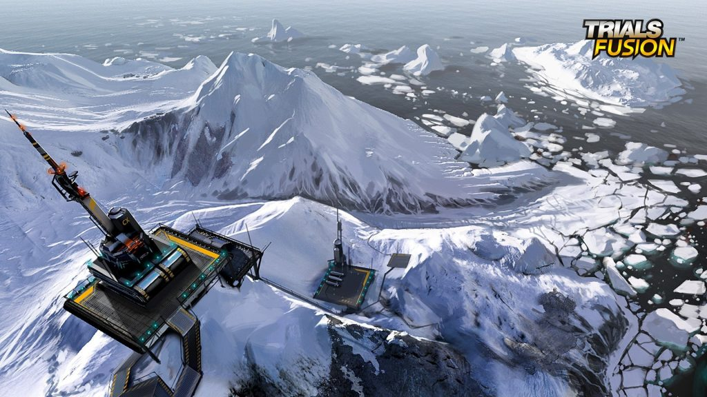 trials fusion map wallpapers