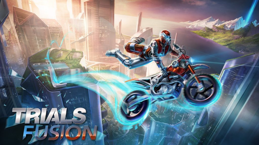 trials fusion video game hd wallpapers