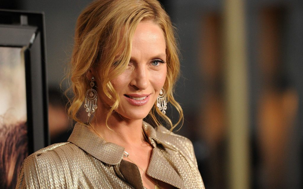 uma thurman background wallpapers