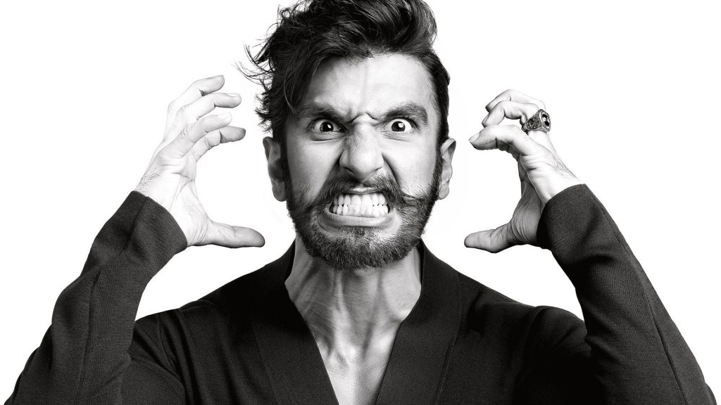 angry ranveer singh wallpapers