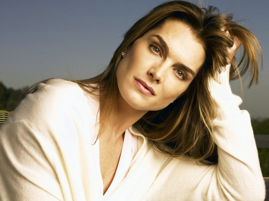 brooke shields celebrity wallpapers