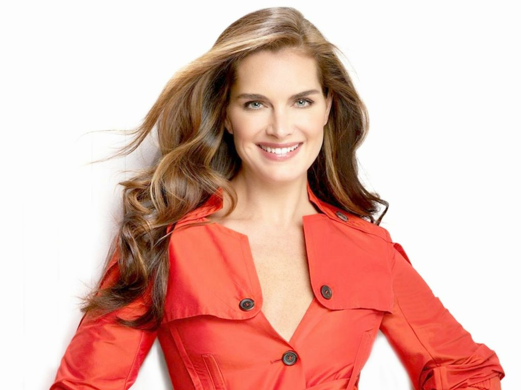 brooke shields smile wallpapers