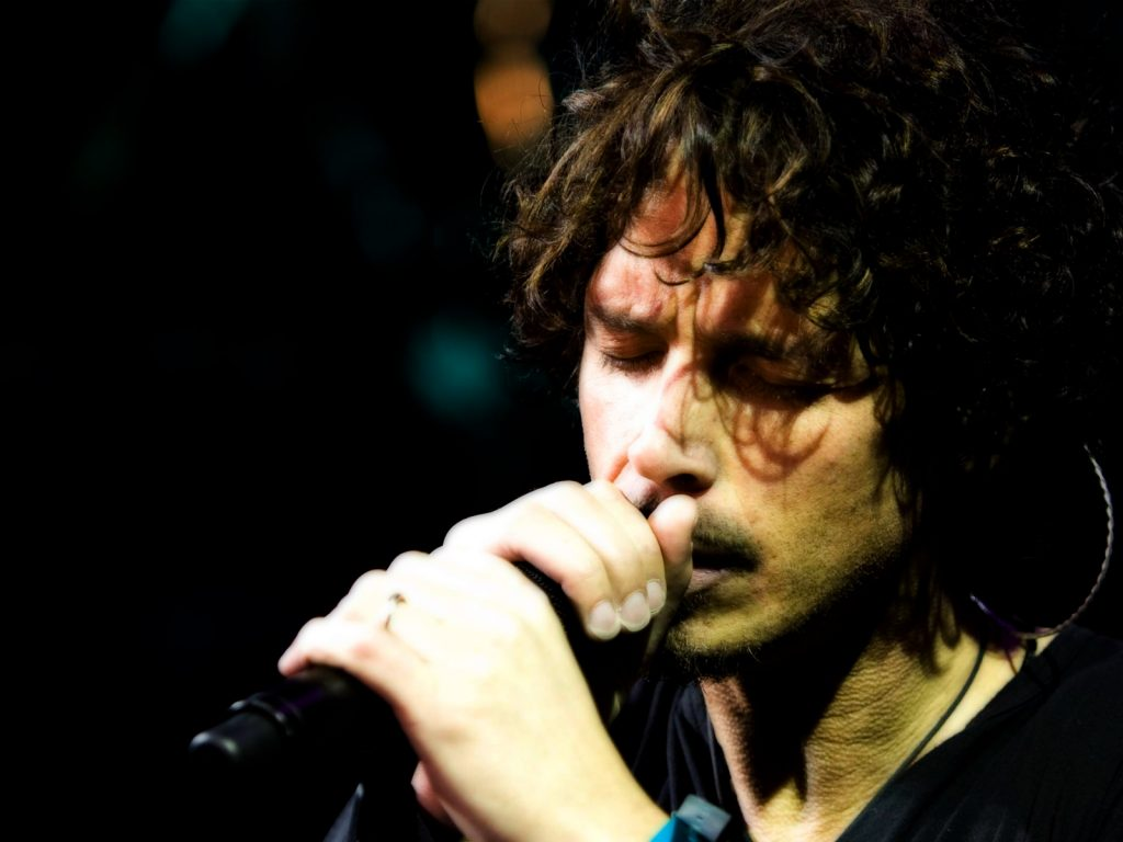 chris cornell performing pictures wallpapers