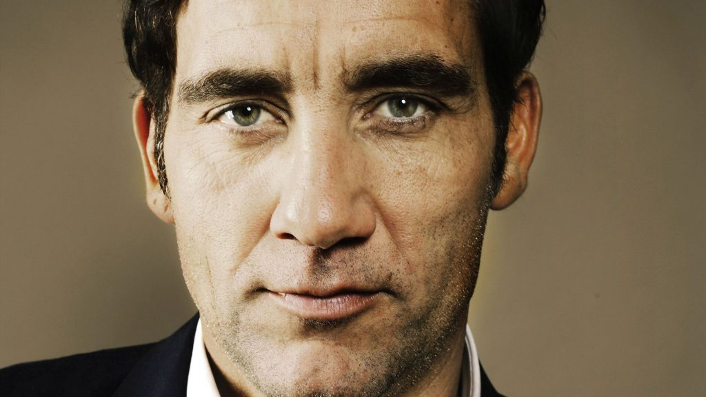 clive owen face wallpapers