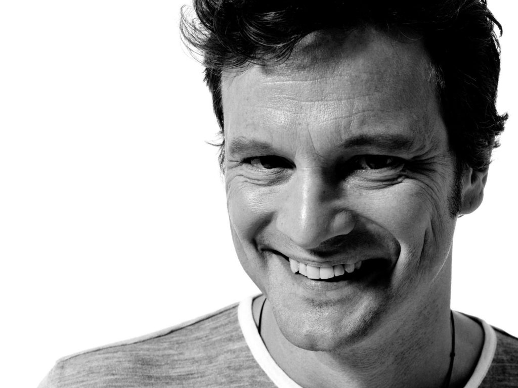 colin firth smile wallpapers