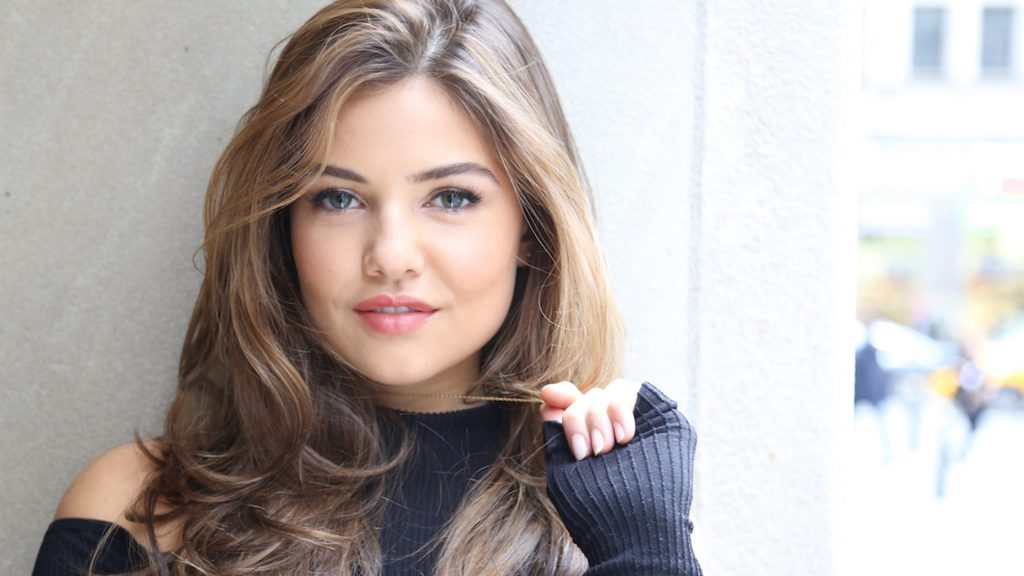 danielle campbell actress wallpapers