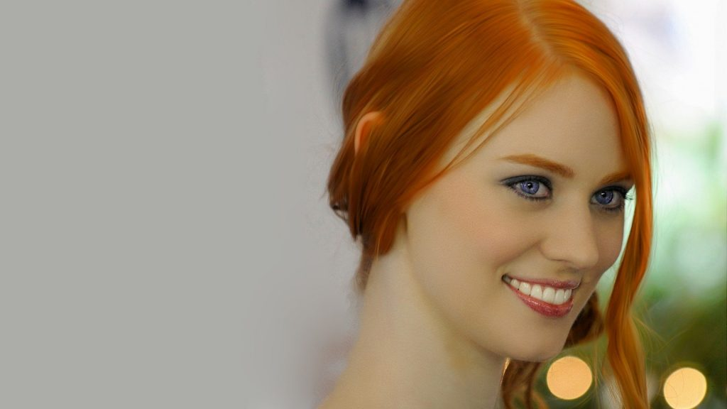 deborah ann woll smile wallpapers