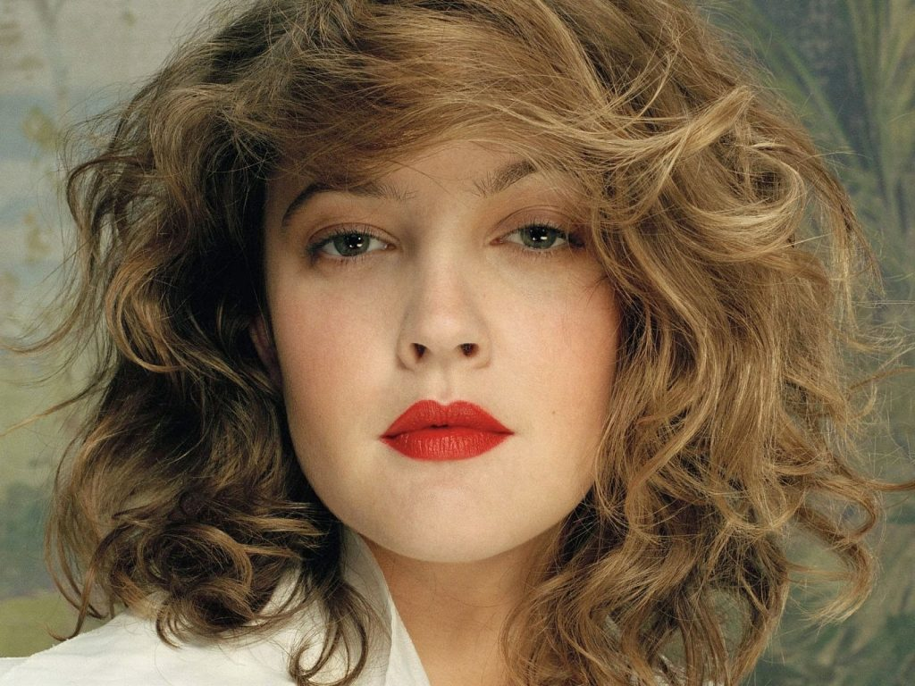 drew barrymore makeup wallpapers