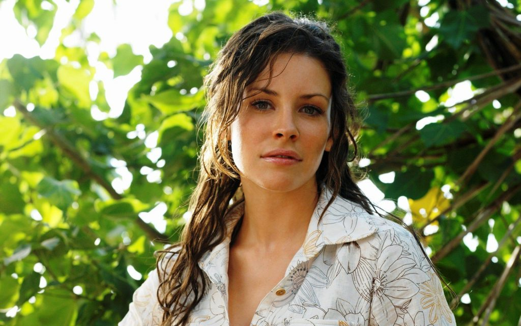 evangeline lilly wallpapers