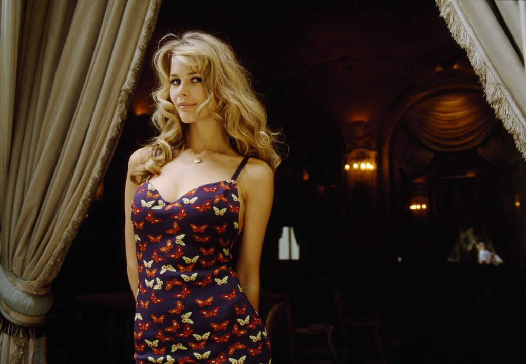 hot claudia schiffer hd wallpapers