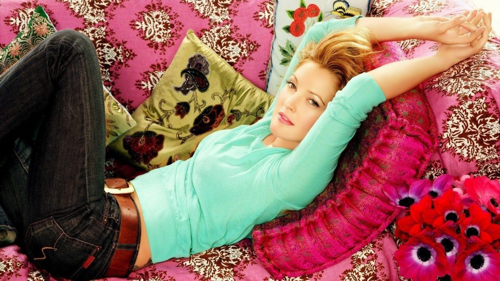 hot drew barrymore wallpapers