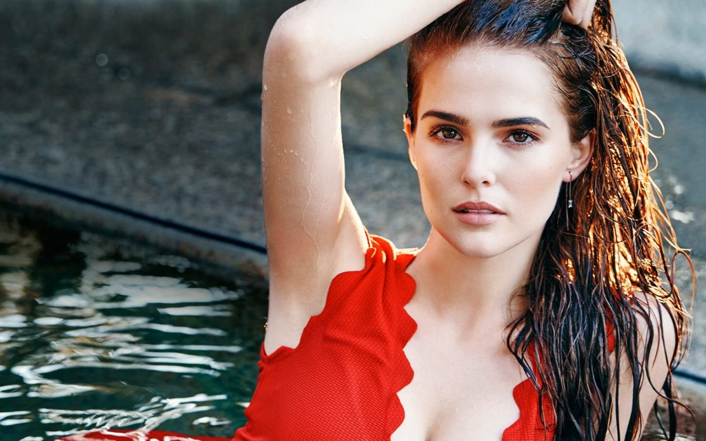 hot zoey deutch hd wallpapers