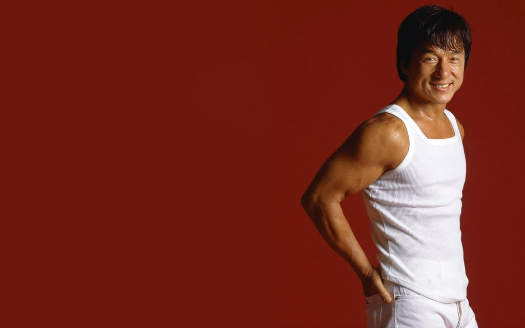 jackie chan desktop wallpapers