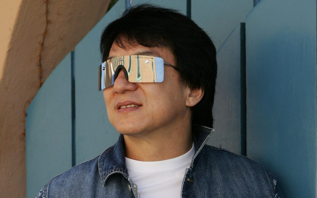 jackie chan glasses background wallpapers