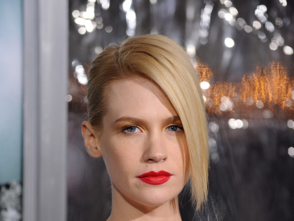 january jones hairstyle wallpapers