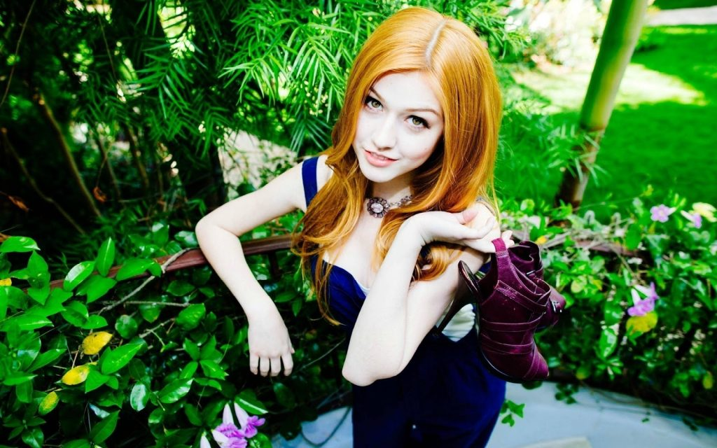 katherine mcnamara computer wallpapers