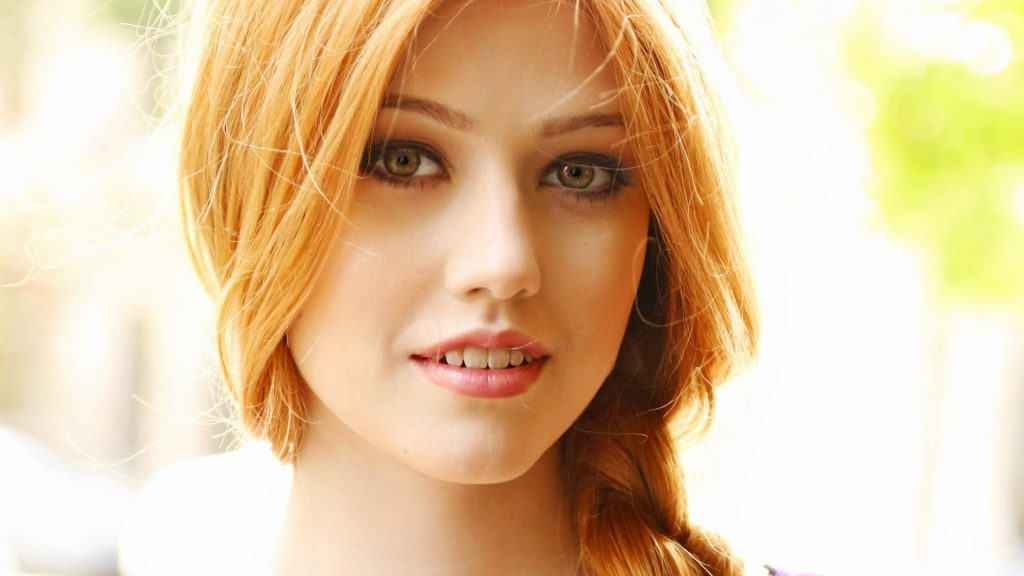 katherine mcnamara face wallpapers