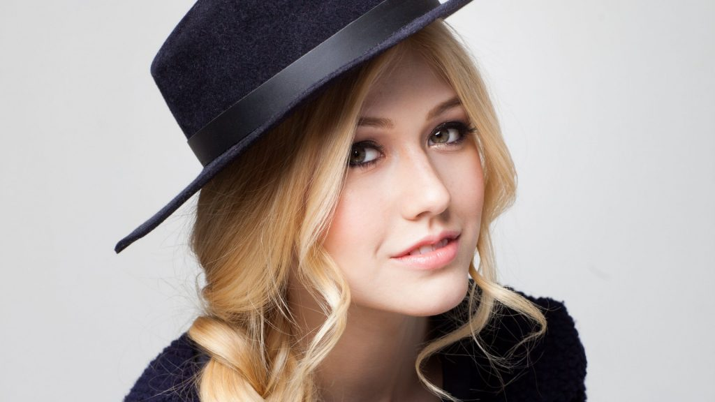 katherine mcnamara hat wallpapers