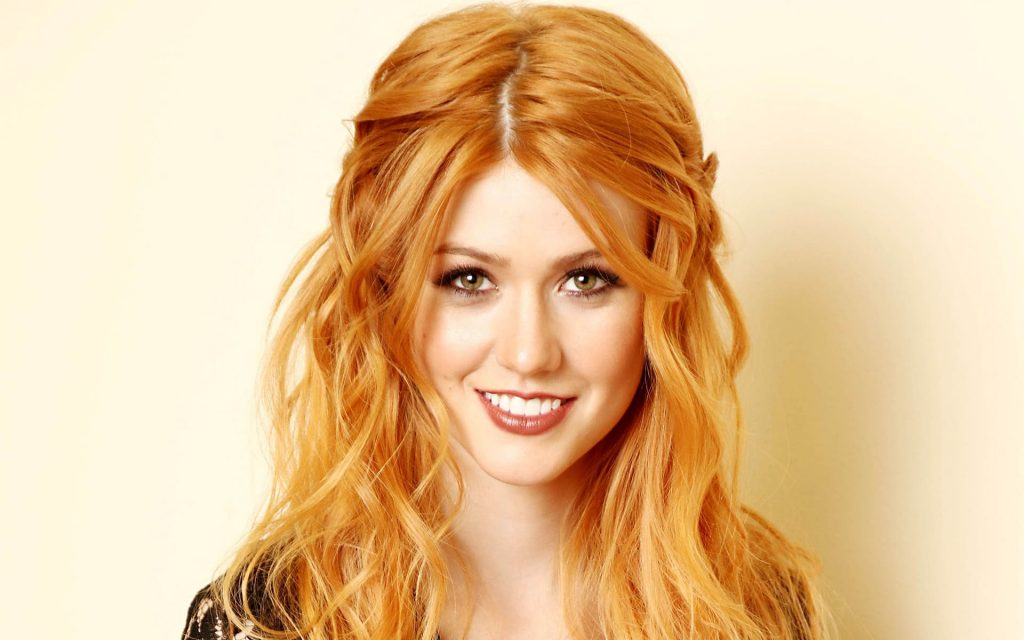 katherine mcnamara smile wallpapers