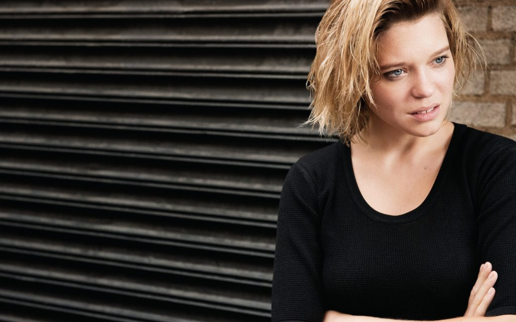 lea seydoux wide wallpapers