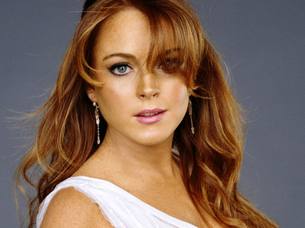 lindsay lohan celebrity wallpapers