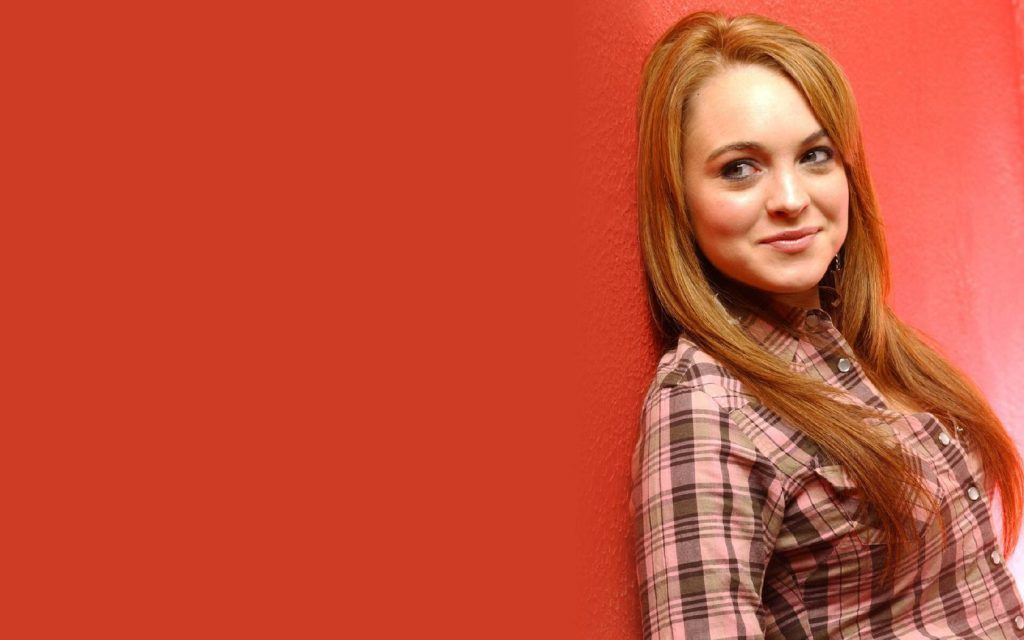 lindsay lohan computer wallpapers