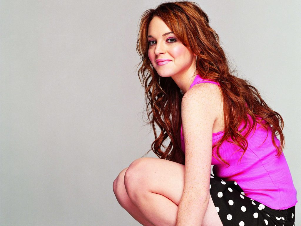 lindsay lohan wide wallpapers