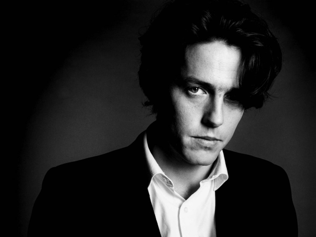 monochrome hugh grant wallpapers
