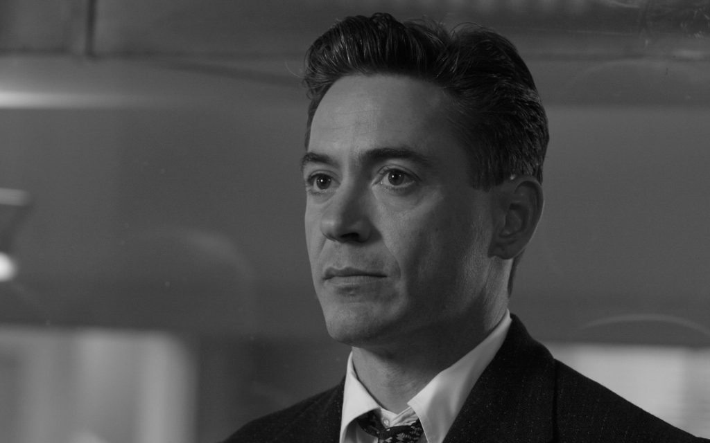 monochrome robert downey jr wide wallpapers