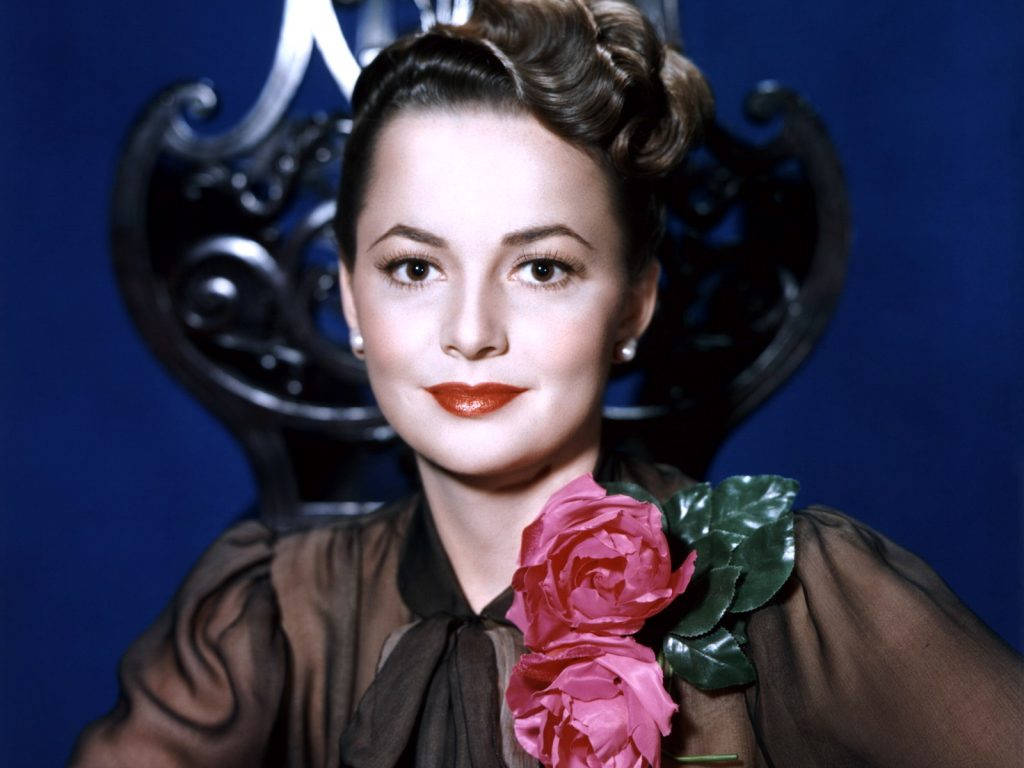 olivia de havilland wallpapers