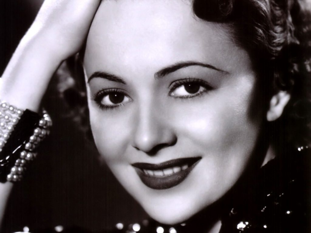 olivia de havilland face wallpapers