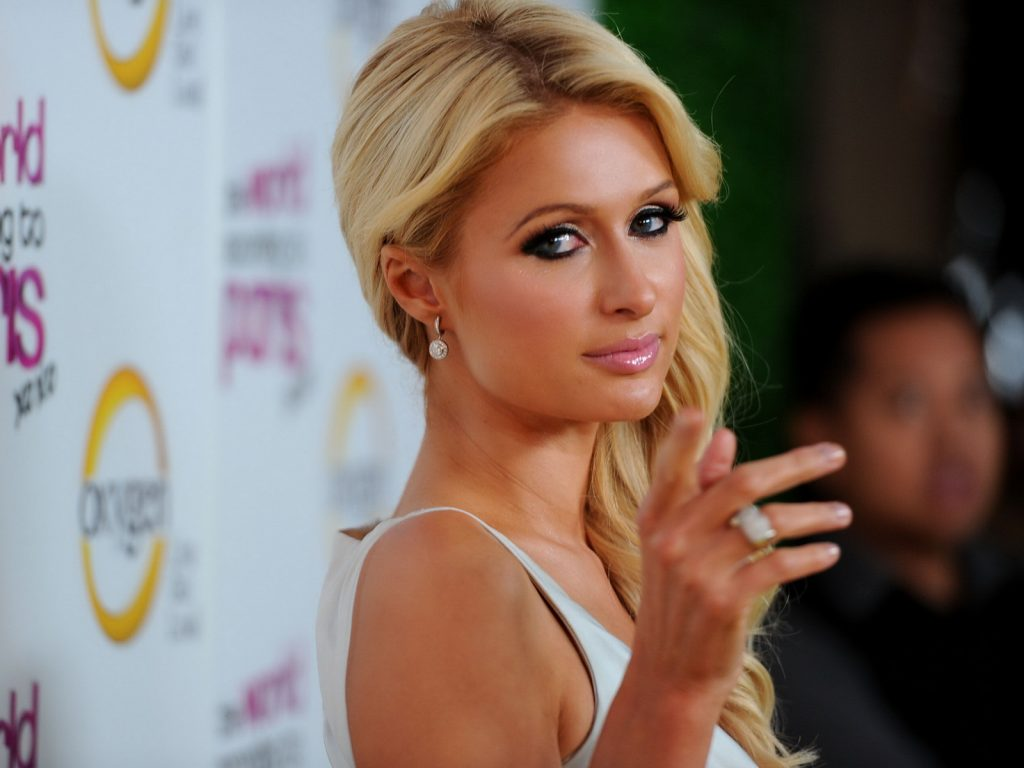 paris hilton celebrity hd wallpapers