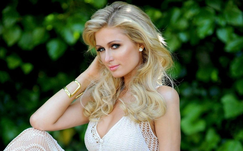 paris hilton computer wallpapers